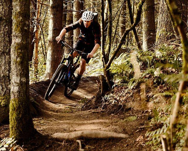 Mountain Biking on Vancouver Island and Gulf Islands